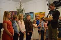 Na zámku Dobrohoř odstartovali advent koncertem.