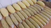 Výrobnu a prodejnu knedlíků otevřela v červnu v Lomnici nad Lužnicí.
