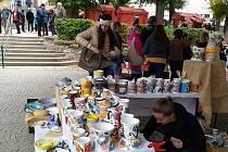 Podzimní farmářské a řemeslné trhy v Dačicích