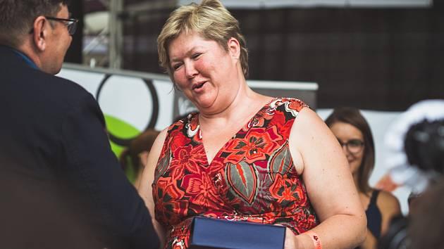 Sirupy Lady Čuříkové získaly cenu Chutná hezky. Jihočesky.