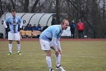 Jindřichohradecký útočník Jiří Chalupský se na vítězství svého celku v Katovicích podílel dvěma góly.