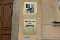Městský úřad v Dačicích.
