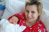 Ema Kuncová z Veselí nad Lužnicí, 6. ledna 2010, 2820 gramů, 47 cm