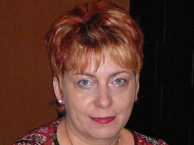 Jana Hýbková.