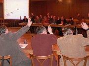 Návrhy na rekonstrukci třeboňské Besedy a jejího okolí.