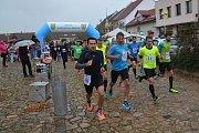 6. ročník běžeckého a chodeckého závodu v Kardašově Řečici.