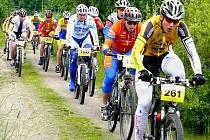 Trasa závěrečného závodu Ligy 2010 horských kol zavede závodníky znovu do okolí rybníku Holná, kde už jezdci absolvovali v červnu 4. díl tohoto seriálu.