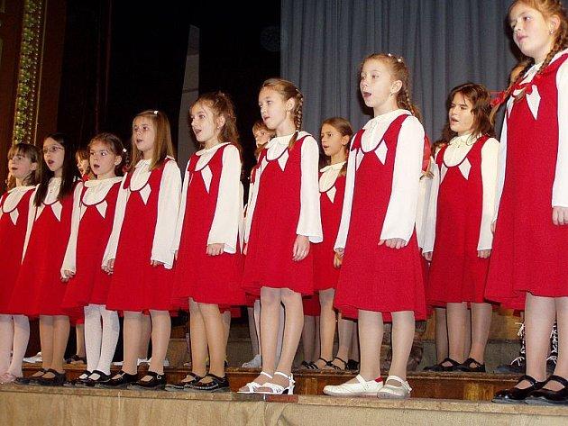 Dětský sbor Pramínek