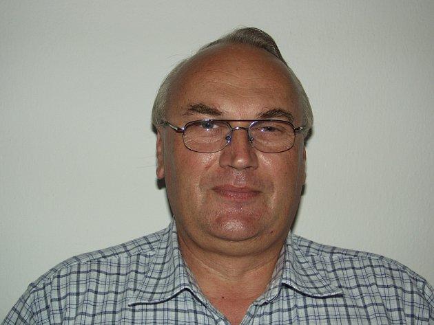 Vladimír Prokýšek, jindřichohradecký zastupitel za KSČM.