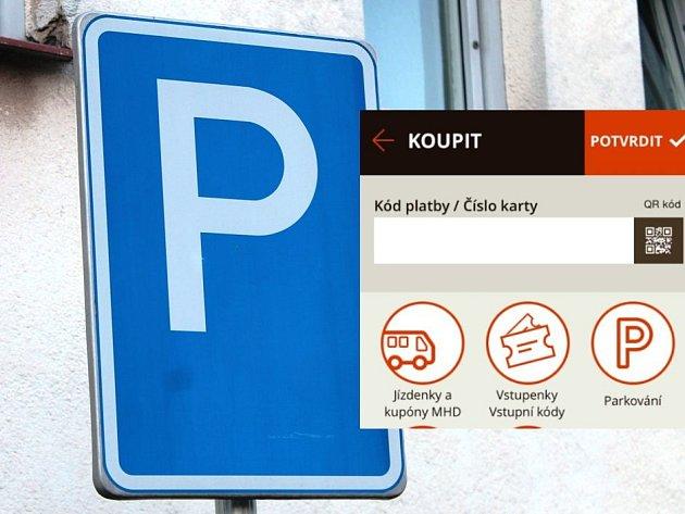 Elektronickou peněženkou Sejf bude možné v Hradci zhruba od poloviny dubna platit parkovné.