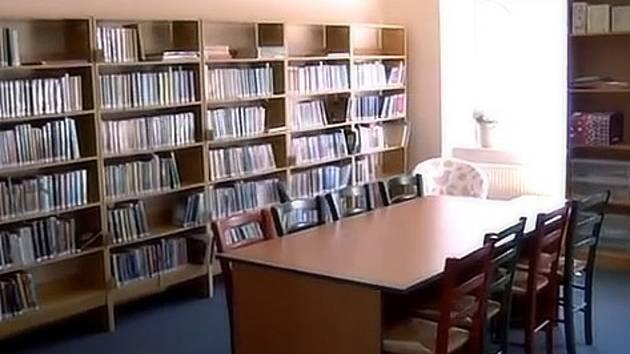 Dačická knihovna se dočkala modernizace.