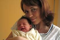 Alexandr Srp ze Studené se narodil 27. října 2013 Pavlíně a Marcelovi Srpovým. Vážil 3750 gramů a měřil 53 centimetrů.