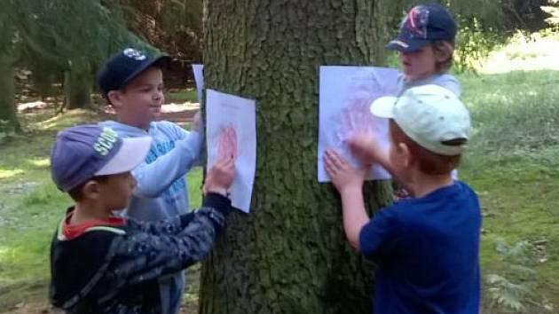 V Kázku v Dačicích vznikne naučná stezka pro děti.