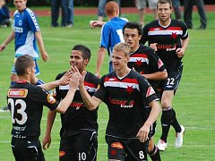 47. ročníku fotbalového turnaje v Nové Včelnici si užívali nejen hráči, ale i diváci.