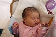 Eliška Urajová, Třeboň.Narodila se 22. září mamince Petře Urajové a tatínkovi Jiřímu Urajovi. Vážila 3600 gramů.
