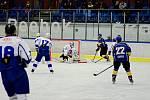 Hokejisté HC Vajgar v premiérovém utkání krajské ligy utrpěli na domácím stadionu porážku 2:3 s béčkem Tábora.