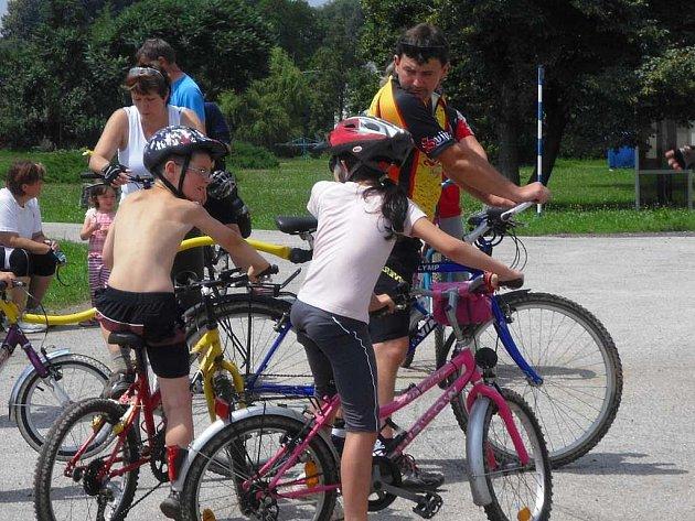 Cyklistická sezona na Jindřichohradecku je v plném proudu.