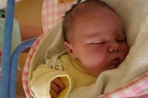 Adam Dvořák z Horní Vsi u Pelhřimova se narodil 2. listopadu 2011 Andree a Alešovi Dvořákovým. Vážil 4 470 gramů a měřil 51 centimetrů.