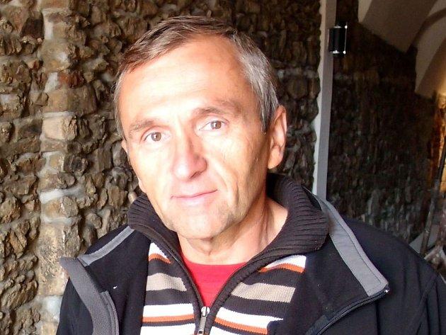 Milan Kasper, Jindřichův Hradec.