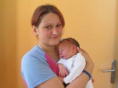 Milan Palas se narodil 22. července Tereze Trávníčkové a Milanu Palasovi z Člunku. Vážil 3480 gramů a měřil 48 centimetrů.