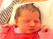 Nella Vintrová se narodila 26. února Veronice a Lukáši Vintrovým z Nové Včelnice. Měřila 49 centimetrů a vážila 3180 gramů.