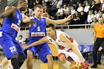 Lions doma prohráli s USK Praha rozdílem 19 bodů.