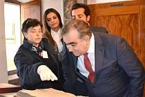V roce 2013 navštívil třeboňský archiv tajemník pro vědu a techniku státu Minas Gerais v Brazílii Narcio Rodrigues, aby pátral po předcích někdejšího brazilského prezidenta.