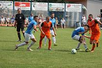 Fotbalisté Buku porazili ve druhém kole I. B třídy Slavonice vysoko 7:0.