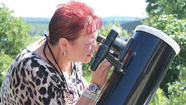 Jindřichohradecká hvězdárna pořádá pravidelné akce. Týkají se zejména pozorování či přednášek.