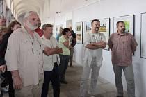 V muzeu fotografie je k vidění výstava Afrika - památky, zvířata, lidé.