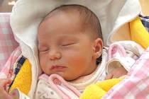 Viktorie Kadlecová  z Dačic se narodila 29. dubna 2013 Květě Štěpáníkové a Pavlovi Kadlecovi. Vážila 2940 gramů  a měřila 48 centimetrů.