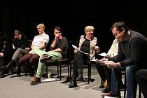 V Třeboni se konal další ročník postupové přehlídky divadla poezie a uměleckého přednesu Třeboň poetická.