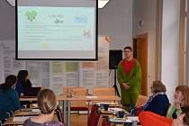 Studenti Střední školy rybářské a vodohospodářské Jakuba Krčína v Třeboni uspěli s projektem Treasures.