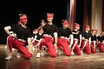 Závěrečná taneční akademie DDM JH.