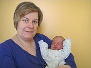 David Kopřiva  se narodil 7. dubna ve 20 hodin a 39 minut Monice a Karlovi Kopřivovým z Jindřichova Hradce. Vážil  3840 gramů a měřil 52 centimetrů.