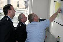 Rok a půl slouží nové prostory policejní stanice ve Studené. Nyní se z ní stane služebna.