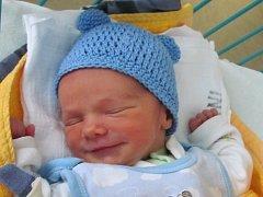 Ondřej Kohout se narodil 9. října Andree Žahourové a Ondřeji Kohoutovi z Kostelní Radouně. Vážil 2660 gramů a měřil 46 centimetrů.