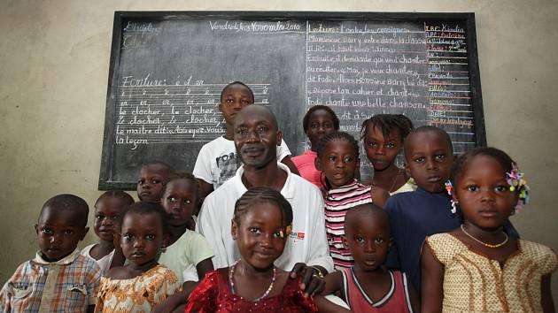 Sbírka pomůže nejen dětem v Africe.