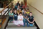 První školní den na ZŠ Lodhéřov.