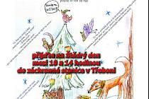 Pozvánka na  Vánoční nadílku pro zvířátka do Záchranné stanice pro hendikepované živočichy v Třeboni.