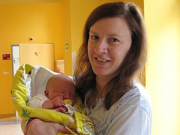 Marek Chyška se narodil 28. června 2014 Aleně a Alešovi Chyškovým z Jindřichova Hradce. Vážil 4170 gramů a měřil 52 centimetrů.