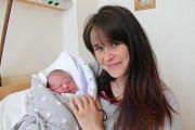 Adéla Adamcová se narodila 30. dubna Janě Čechové a Petru Adamcovi z Horního Bolíkova. Měřila 50 centimetrů a vážila 3200 gramů.