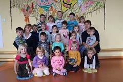 Zelená třída v mateřské škole na sídlišti Hvězdárna v Jindřichově Hradci.