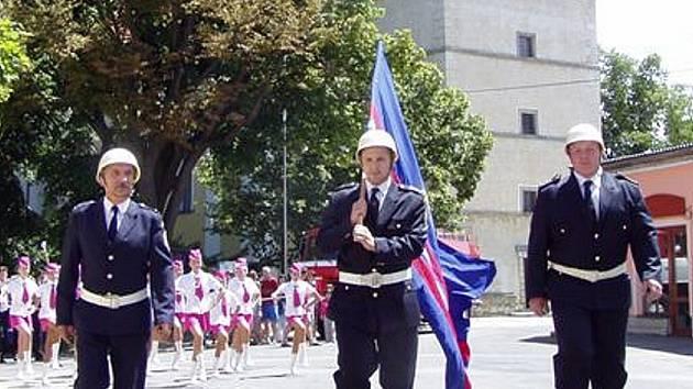 SDH v Dačicích slaví 125 let.