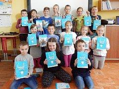 Žáci z lodhéřovské základní školy se pravidelně zapojují do programu Veselé zoubky.