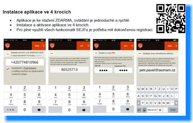Mobilní aplikace pro parkování vJ. Hradci.