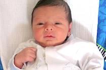 Jakub Vlk z Jindřichova Hradce se narodil 24. srpna 2012 Lucii a Josefu Vlkovým. Měřil 51 centimetrů a vážil 3660  gramů.