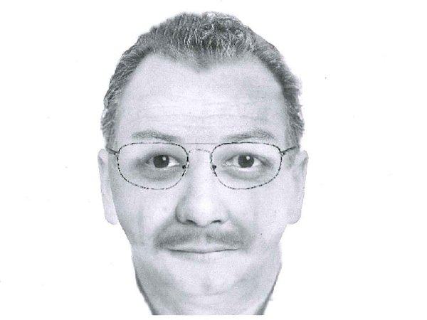 Kriminalisté vsouvislosti svraždou Soni Illeové připravili pro veřejnost identikit muže, který by mohl mít spřípadem spojitost.