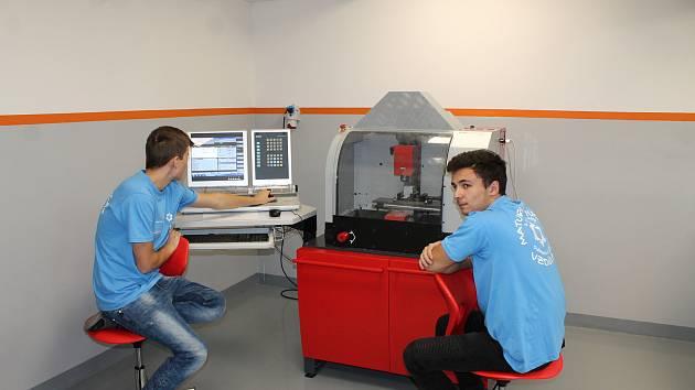 V Dačicích oslavili 125. výročí odborného technického vzdělávání.