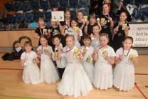 Country tanečnice slaví úspěch v další soutěži.